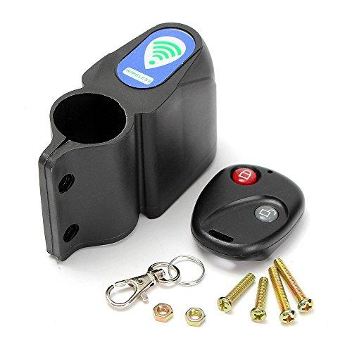 efanr mini bike telecomando senza fili allarme antifurto bicicletta ciclismo - Kill Switch, l'antifurto per smartphone è obbligatorio in California