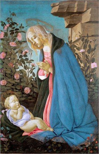 forex 60 x 90 cm madonna and child di sandro botticelli - Ecco il primo poster italiano di Fast & Furious 7