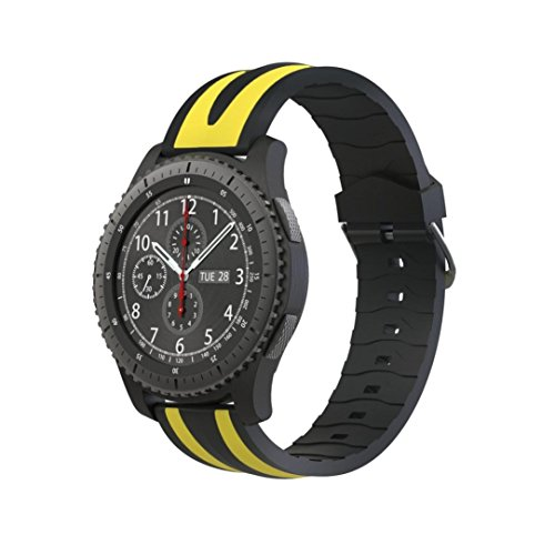 gaddrt quick release morbido silicone strap watch band per samsung gear - Le frontiere del #running con #JUSTDOIT CON NIKE LE DONNE SI SPINGONO OLTRE I PROPRI LIMITI e ESPLORANO possibilitaINFINITE
