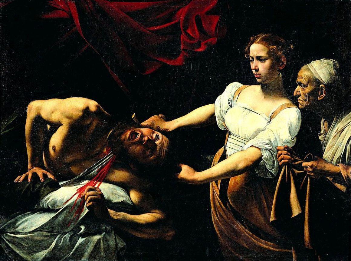 giuditta 1160x861 - Dentro Caravaggio. Il Maestro a Milano