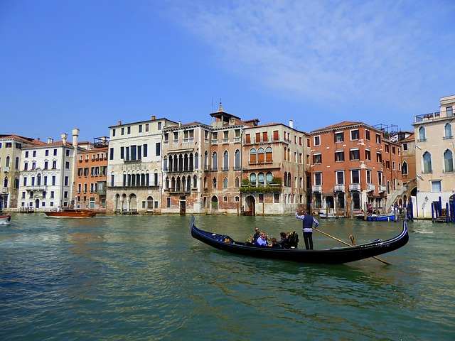 gondola 2913954 640 - Italia eletta dagli esperti destinazione di lusso del 2018