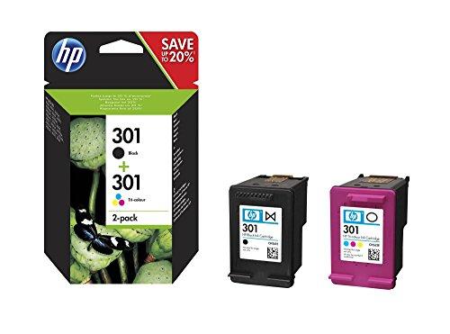 hp 301 cartuccia originale getto dinchiostro nero tricromia - I nuovi prodotti HP: speciale Stampanti