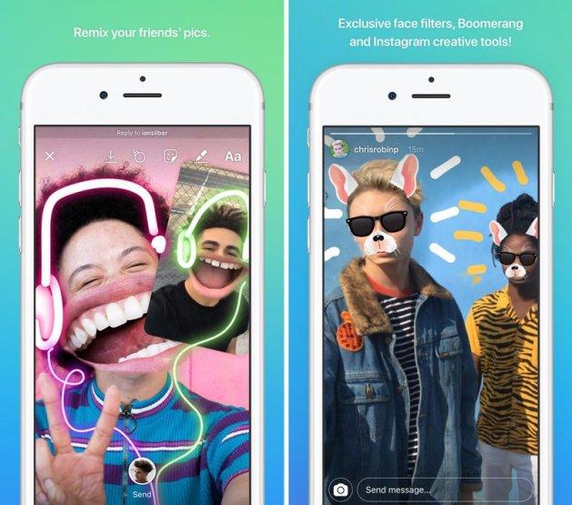 instagram - Instagram, Direct diventa una chat indipendente pensata per i giovani