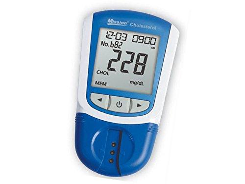 mission 3 in 1 misuratore di colesterolo profolo lipidico nel sangue - Monitorare la glicemia con il proprio smartphone: Harmonium Pharma presenta Dario, l'innovativa soluzione tutto-in-uno