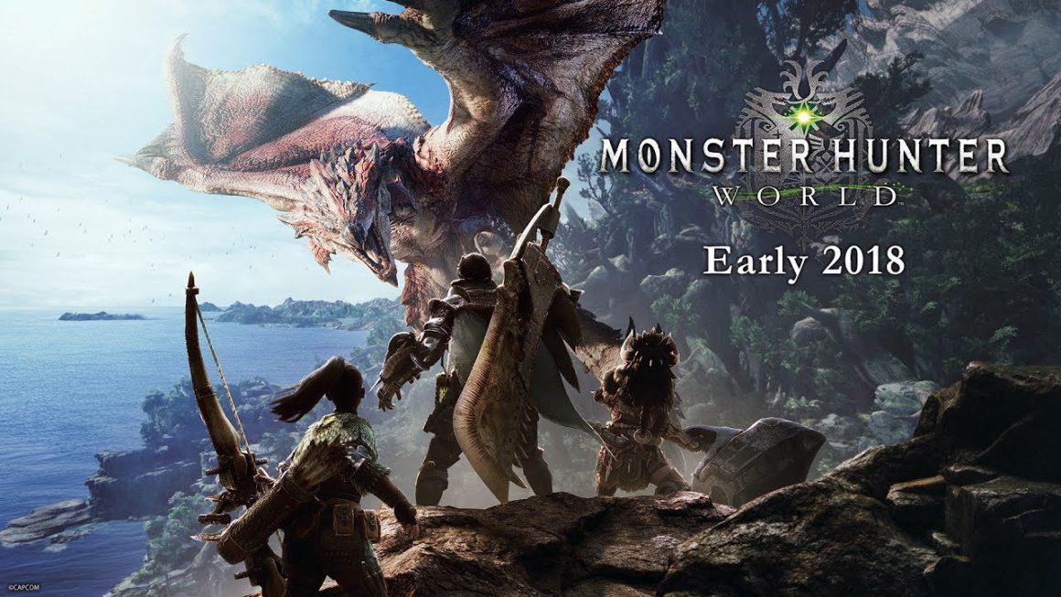 monster 1160x653 - PS4 Monster Hunter è un successo. Novità in arrivo