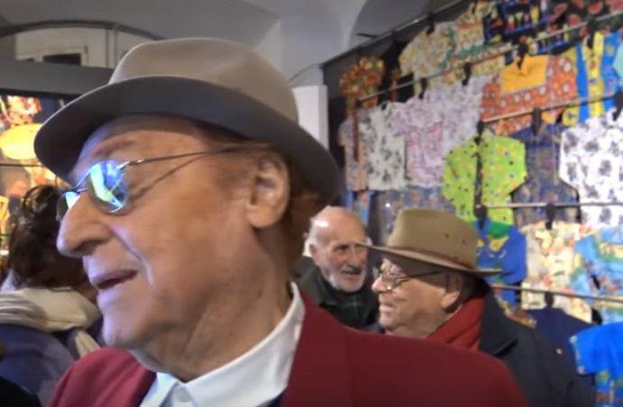 napoli - Renzo Arbore, Neapolitan Memories and Songs