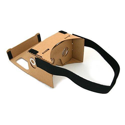 occhiali realt virtuale ispirati a google cardboard virtual reality - Google testa Android L su Nexus 4. In arrivo su Galaxy S5 e Note 4 entro fine anno.