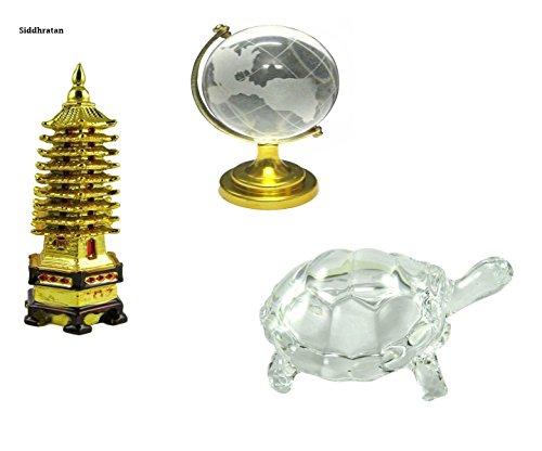 siddhratan vastu feng shui set di cristallo tartaruga istruzione torre  - Il futuro è dei giornalisti che diventano editori