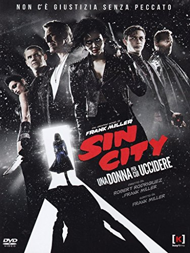 sin city una donna per cui uccidere dvd - Sin City: Una Donna Per Cui Uccidere da oggi nelle sale italiane, ecco due nuove clip