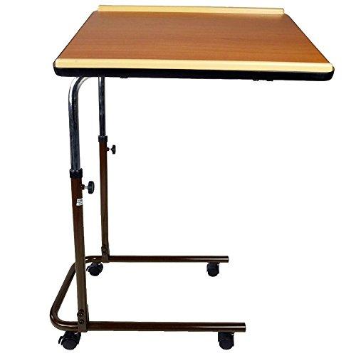 tavolo ausiliare o vassoio da letto per sedia a rotelle per divano o - Per i disabili si semplifica il collocamento mirato