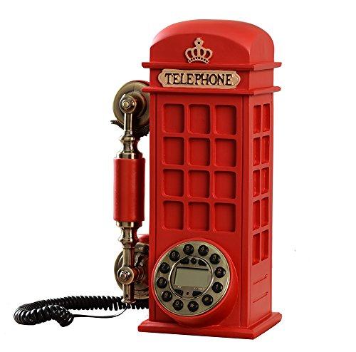 telefoni vintage stile di cabina telefonica telefoni di tavola antico di - Le novità di Asus presentate alla #mdw2016 #glowoflife