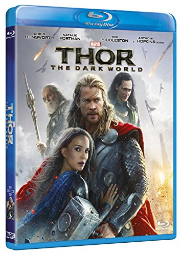 thor the dark world blu ray - Thor: The Dark World in anteprima nazionale a Lucca Movie Comics & Games 2013!