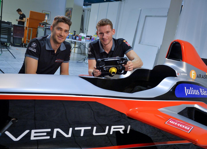 venturi - Automobilismo. L'équipe monegasca Venturi sfiora la vittoria in Formula E