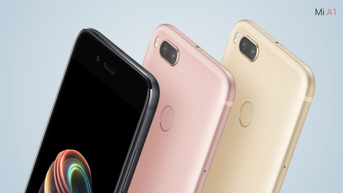 xiaomi mi a1 1160x653 - Xiaomi Mi A1, in arrivo il rilascio di Android Oreo