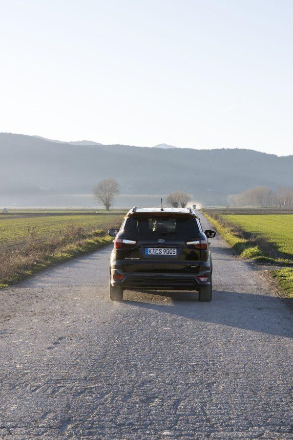 DSC6634 perc - Nuova Ford EcoSport: il SUV compatto e dinamico dell'azienda Americana