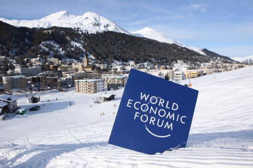 Davos Switzerland 2014 jan202014 - World Economic Forum il 23-26 gennaio 2018 a Davos-Klosters