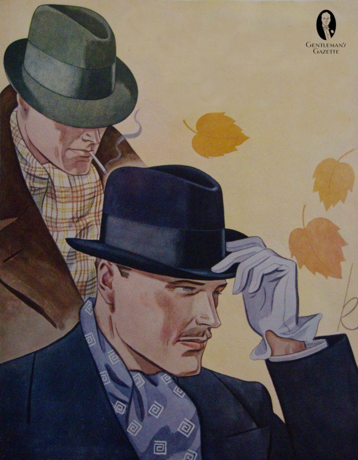 Gentlemen in 1934 1 1168x1500 - Essere un gentiluomo tutti i giorni è possibile