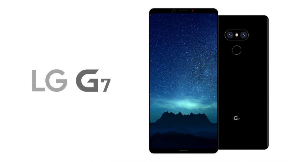 LG g7 1160x653 - LG G7 il primo con il processore Snapdragon 845. Ultime indiscrezioni