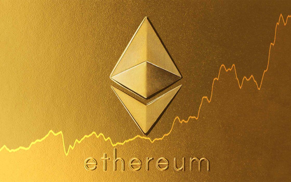 La crescita di ethereum del 30 ultima settimana di contrattazioni - La crescita di ethereum del 30% nell'ultima settimana di contrattazioni