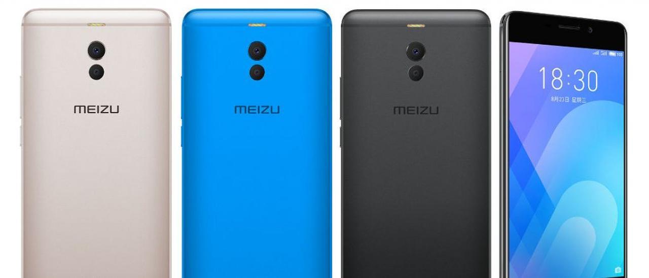 Meizu M6 Note - Meizu M6 Note bello e potente con camera da 16 megapixel
