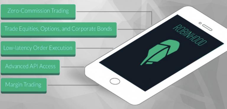 Robinhood - Comprare Bitcoin senza commissioni, l'app Robinhood fa boom di iscritti