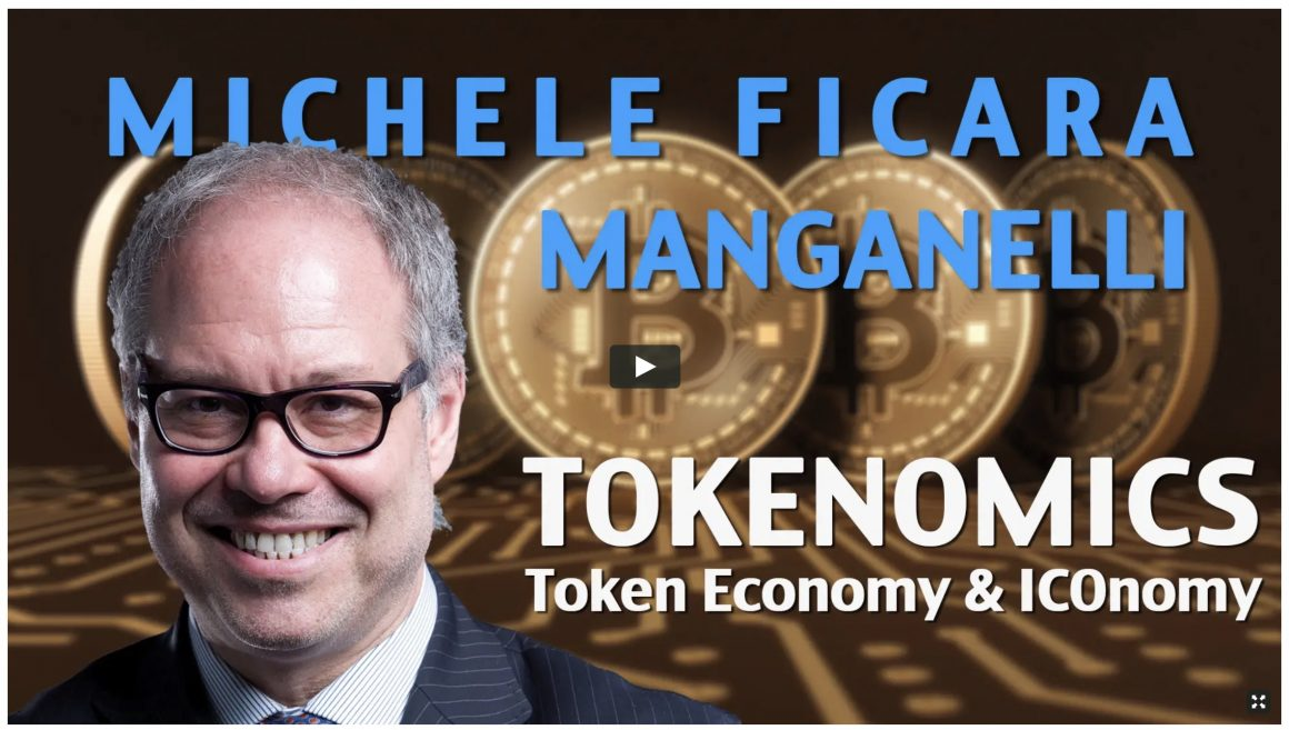 corso tokenomics ico token iconomy video con michele ficara 1160x657 - Video Corso su Bitcoin ICO & Tokenomics: diventa un Professionista delle Criptovalute