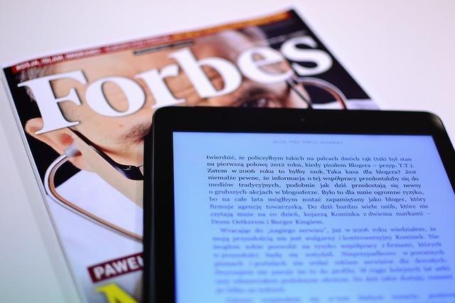 forbes 924140 640 - Le criptovalute per Forbes: opinioni contrastanti