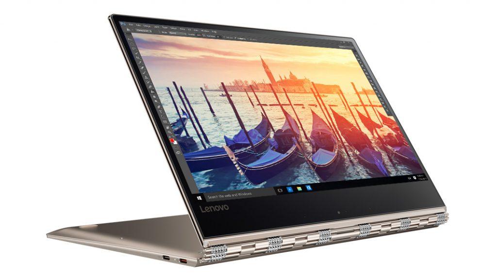 lenovo laptop yoga 910 13 stand mode 1 1 1024x576 - Il miglior notebook da usare sul posto di lavoro