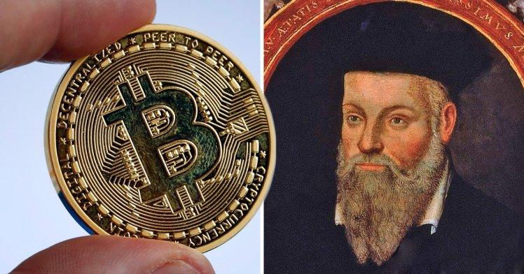 nostradamus - I Bitcoin e la profezia di Nostradamus già nel XVI secolo