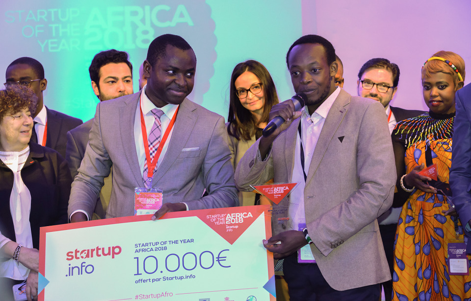 remise de prix Startup Of The Year Africa preview - Startup of the Year Africa 2018