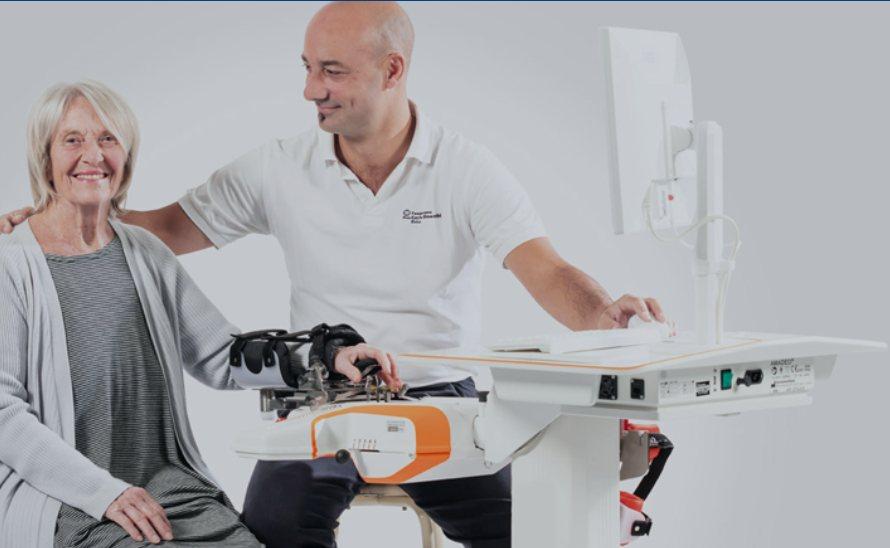 robot - Tecnologia e robotica nella riabilitazione dei pazienti