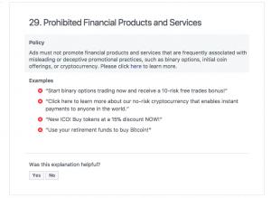 screen shot 2018 01 30 at 11 25 00 am 300x219 - Facebook si schiera contro le criptovalute truffaldine