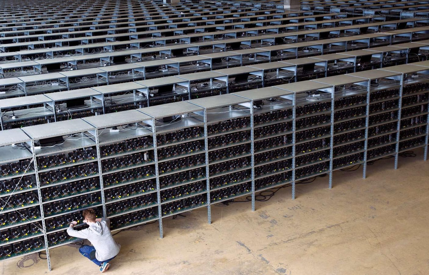 Bitcoin estratti imining arriva 80 globale - Bitcoin già quasi tutti estratti: il mining arriva all'80% della quantità globale