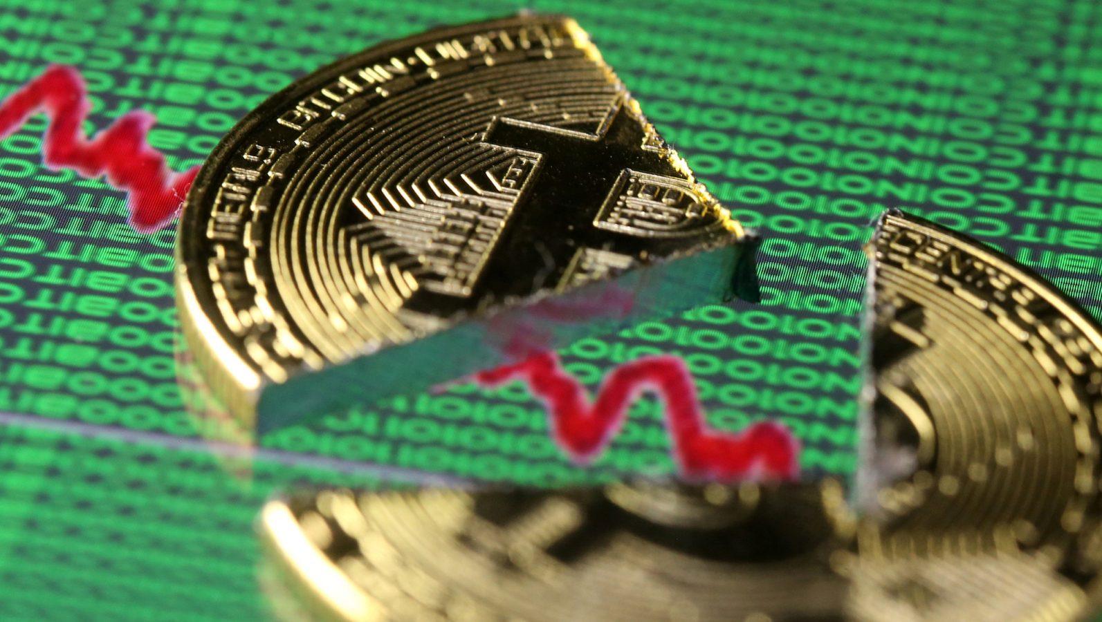 Crollo del prezzo del Bitcoin - Crollo del prezzo del Bitcoin Oltre $ 100 miliardi spazzati via
