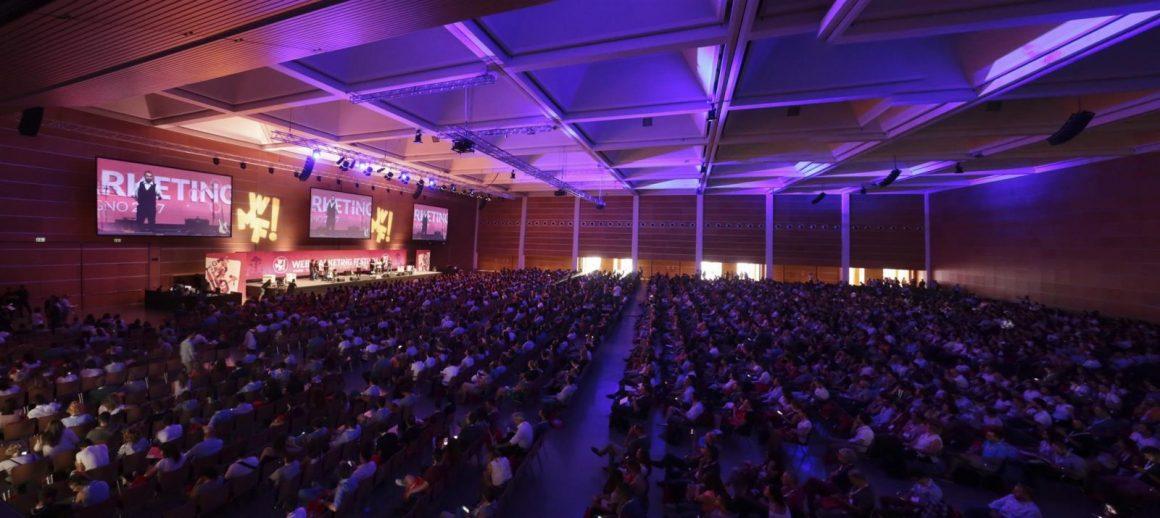 WMF Plenaria 1160x518 - Tra innovazione e imprenditoria: apre la call per la 5^ edizione della Startup Competition del Web Marketing Festival
