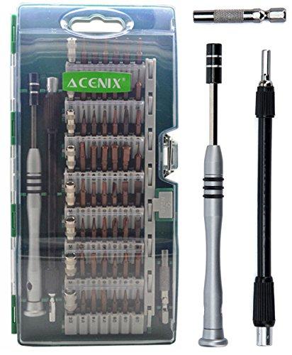 acenix 60in 1set di cacciaviti di precisione versione aggiornata s2 - Uso di cellulari, tablet e iPod a bordo degli aerei: novità dall'America