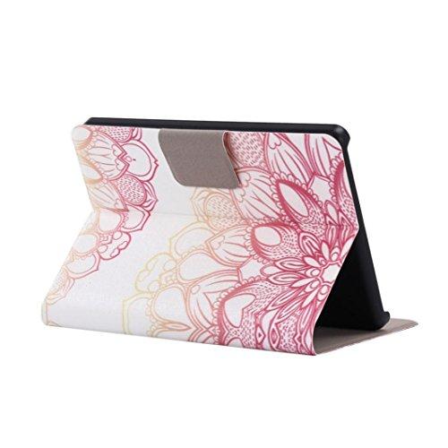 bescita pieghevoli stand dipinto in pelle caso coprire per amazon nuovo - Nuovo Kindle Fire HDX disponibile sul mercato