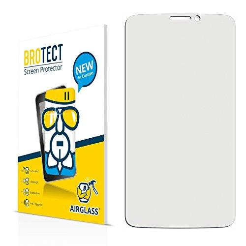brotect airglass pellicola vetro flessibile per alcatel one touch hero 1 - Alcatel OneTouch presenta il nuovo smartphone Idol 3 e lo smartwatch Watch