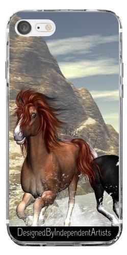 custodia silicone trasparente per iphone 7 iphone 8 cavalli - Le idee vengono correndo la ricerca Brooks per il Global Running Day