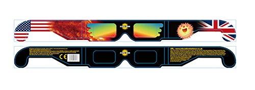 eclipse glassesocchiali da eclissi - Eclissi di sole 20 marzo, oscuramento, campi magnetici e maree