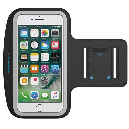 eteknic fascia da braccio sportiva iphone 7 plus 6 plus 6s plus - Smartphone trasparenti: Apple ci prova per evitare distrazioni fatali