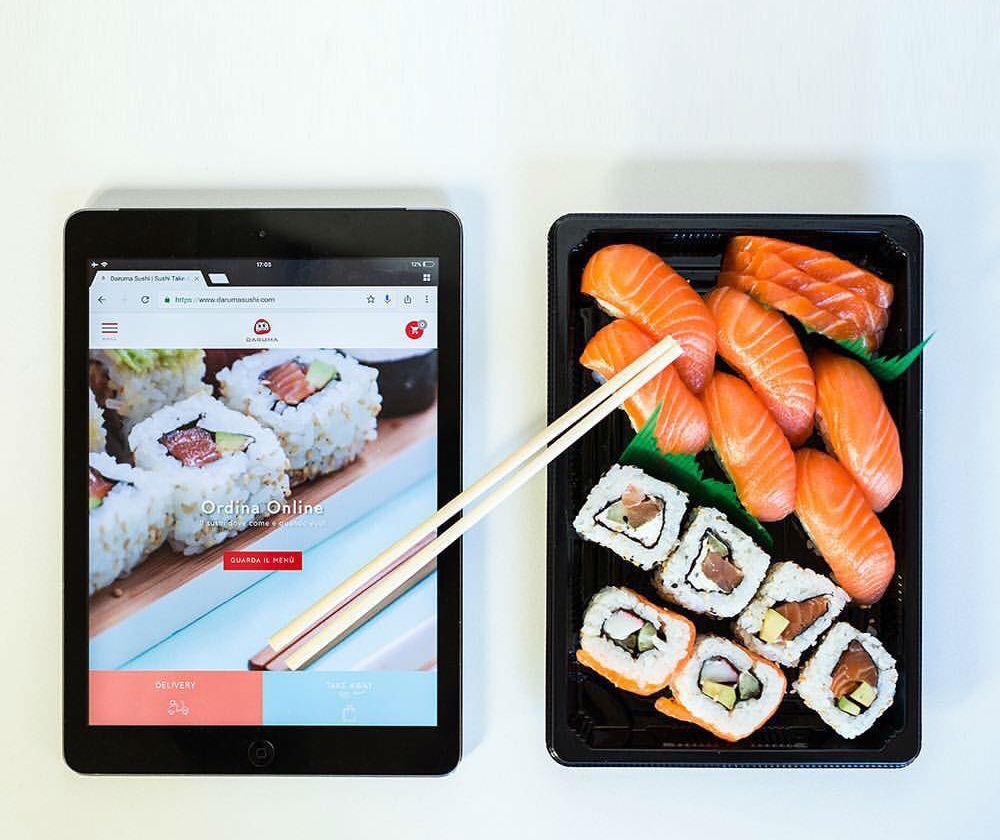 food delivery daruma - Le nuove opportunità del digitale per il settore food