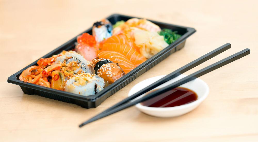 food delivery sushi - Le nuove opportunità del digitale per il settore food