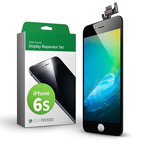 giga fixxoo kit completo di ricambio schermo di apple iphone 6s nero touch - Apple: il valore di mercato vola a 700 miliardi di dollari