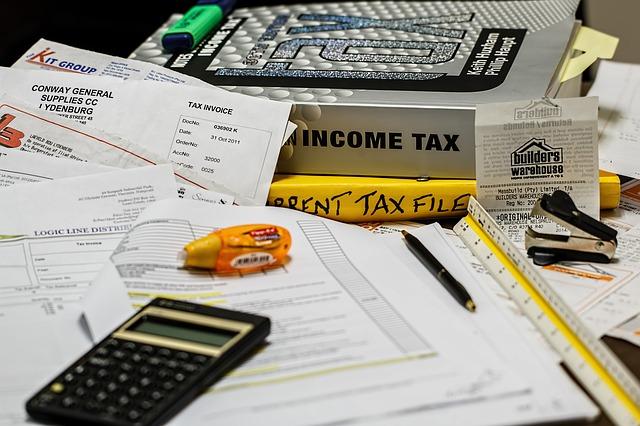 income tax 491626 640 - Le criptovalute non sono tutte uguali. Nemmeno per il fisco