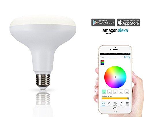 lampadina a led colorati led bianchi e cambia colore a incasso luce - Come regolare la voce del navigatore con quella del vip preferito, l'idea di Waze (con Kevin Hart)