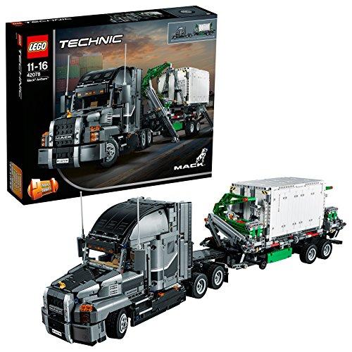 lego technic 42078 mack anthem - Un Arocs di 'mattoncini' per gli appassionati di LEGO Technic