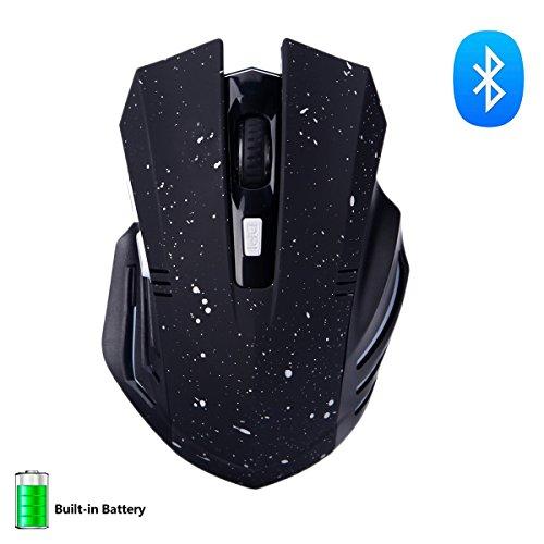 mouse bluetoothkingcoo wireless ricaricabile noiseless plus large gaming - Silenzio, c'è il nuovo MacBook Apple senza il rumore delle ventole del raffreddamento