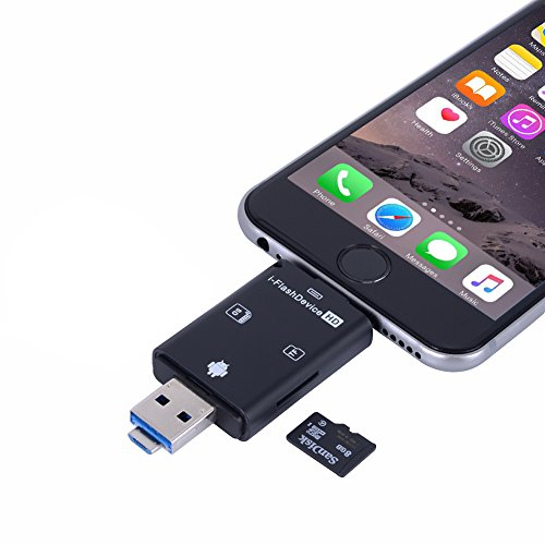 novit flash drive smart card reader alta velocit lampo mirco sd 1 - Ecco le novita di Apple dopo il WWDC 2013: nuovi Macbook Air Os X Mavericks e iOS 7 per iPhone 5