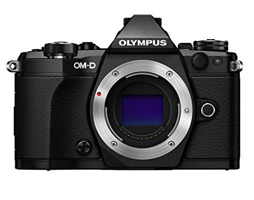 olympus e m5ii body fotocamera professionale om d em5 mark ii nero - OM-D E-M1 Olympus formato Micro QuattroTerzi: arriva la migliore fotocamera mai prodotta